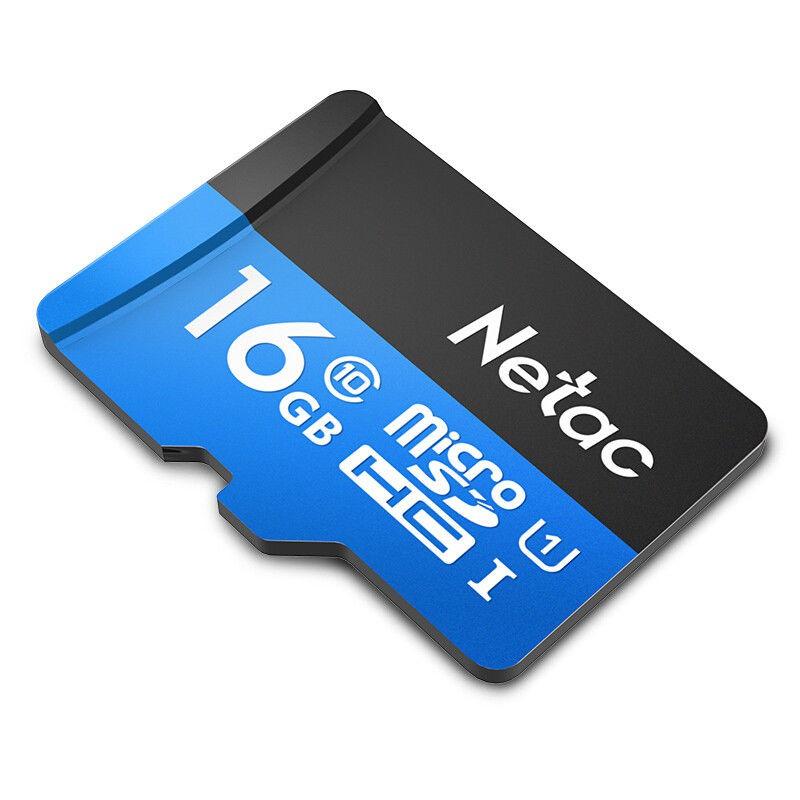 Thẻ nhớ Netac 16Gb class 10 bh 5 năm
