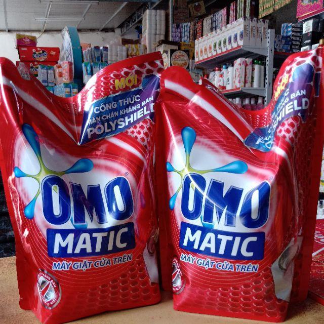 Bột Giặt OMO Matic 6kg Cho Máy Giặt Cửa Trước(màu xanh+Ā