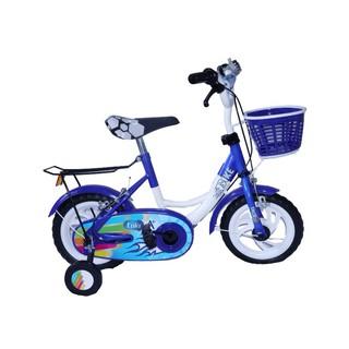 Xe đạp cho bé Enfa khung thép chắc chắn