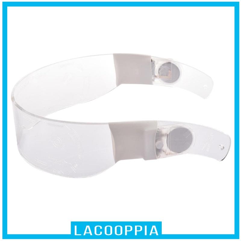Mắt kính gắn đèn LED phát sáng cho các bữa tiệc