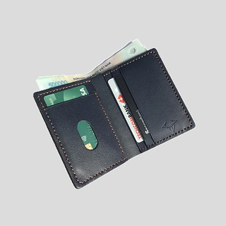 Yêu Thích[DA BÒ THẬT] Ví bóp Nam Da Bò Thật Clément , Kiểu Đứng Nhiều Ngăn Đựng Tiền Và Thẻ C30-BH 12 Tháng Fullbox