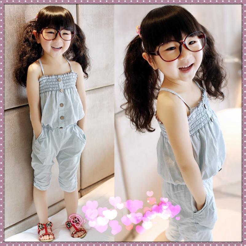 Set quần áo mùa hè xinh xắn dành cho bé gái - 14029940 , 2017267100 , 322_2017267100 , 212000 , Set-quan-ao-mua-he-xinh-xan-danh-cho-be-gai-322_2017267100 , shopee.vn , Set quần áo mùa hè xinh xắn dành cho bé gái