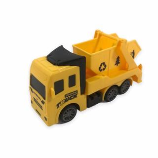Đồ chơi xe ô tô tải dành cho bé size nhỏ cứng cáp có bánh đà mạnh mẽ, siêu ưu đãi 3
