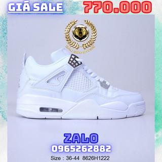 Giày Outlet Sneaker _Nike Air Jordan 4 Retro AJ4 MSP PHONG CÁCH ORDER + FREESHIP gaubeostore.shop thumbnail