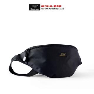 Túi bao tử nam nữ Jump đeo ngực, đeo chéo Three-Box Brand - 100% Polyester thumbnail