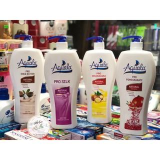 Sữa tắm aquala 4 mùi cao cấp 1200ml thumbnail
