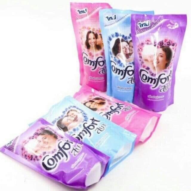 1 túi Nước xả Comfort Thái Lan 580ml