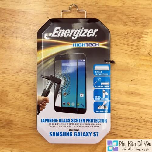 Kính cường lực Energizer HT ENHTTGPRS7 cho SAMSUNG Galaxy S7