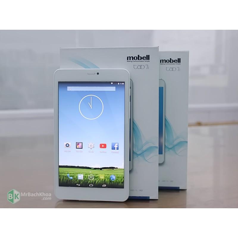 Máy tính bảng Mobell Tab 7i - Tablet giá rẻ Ram 1G 2 sim 2 sóng