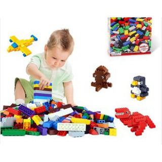 Bộ Lego 1000 chi tiết cho bé – Bộ xếp hình 1000 miếng