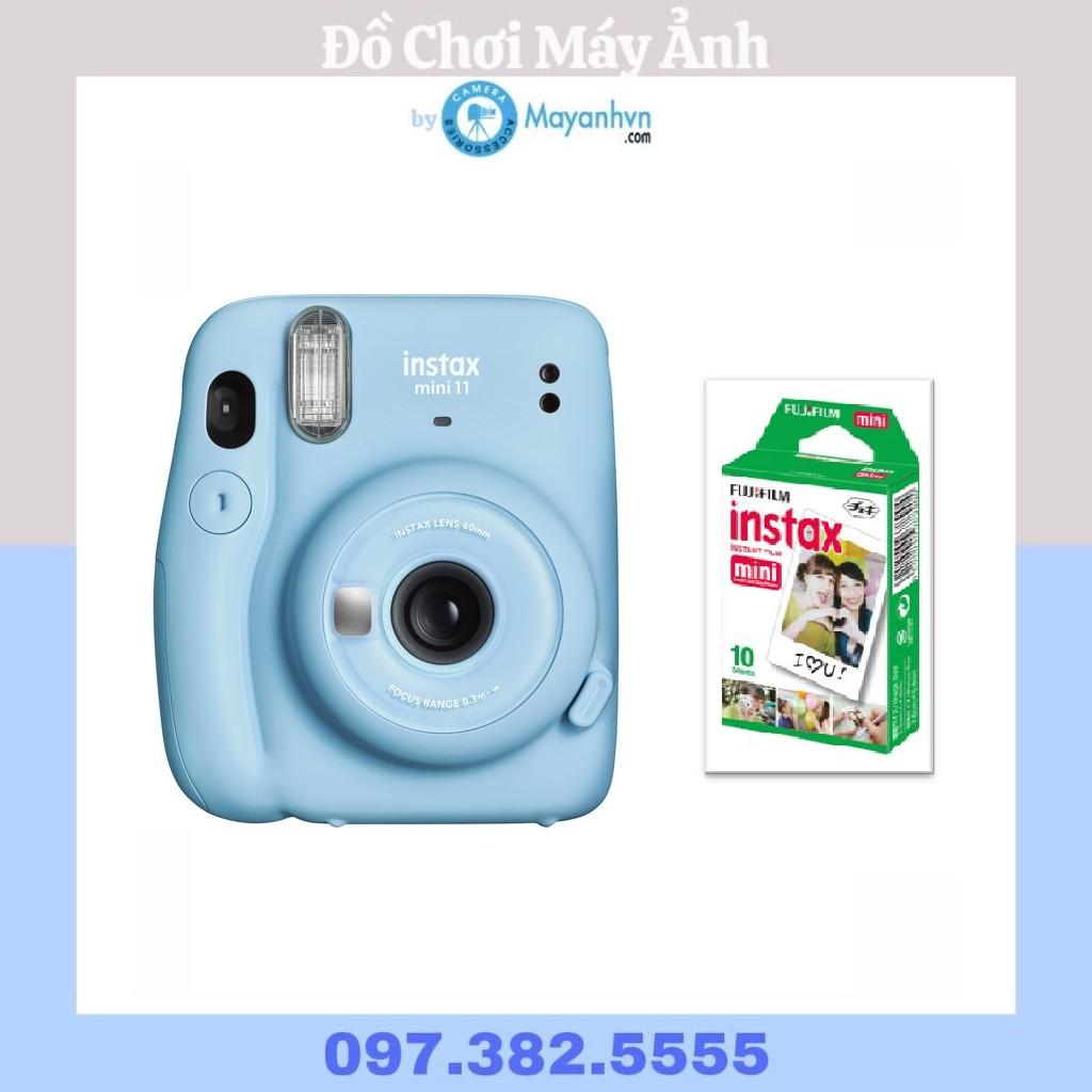 Máy ảnh chụp lấy ngay Fujifilm Instax mini 11 - Hàng chính hãng