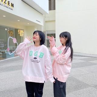 [Mã FASHIONRN15 hoàn ngay 15k xu đơn từ 99k] Sweater Hồng Original Dragonbyboi thumbnail