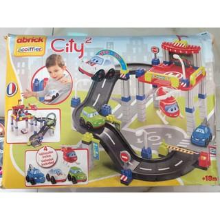 Bộ đồ chơi mô hình thành phố tương lai 003048 ECOIFFIER