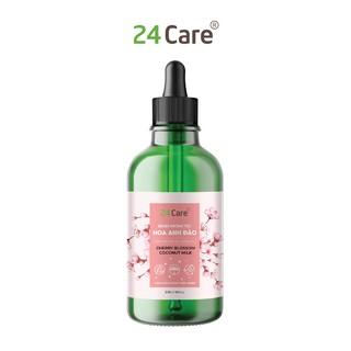 Dầu dưỡng tóc tinh dầu Bưởi 24Care 50ml - Giúp làm mềm, mượt tóc, tinh chất thiên nhiên chống nắng và bảo vệ tóc thumbnail
