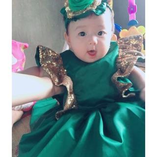 Combo váy công chúa chị Phương