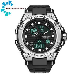 Đồng hồ nam SANDAN JAPAN phong cách thể thao SD01 -Gozid.watches