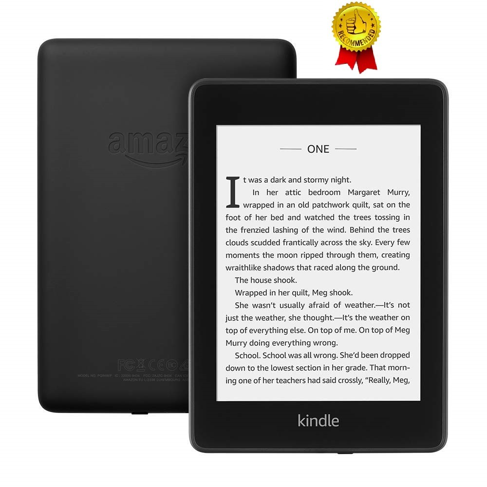 [Giảm 10%] Máy Đọc Sách Kindle Paperwhite Gen 10 - 2019