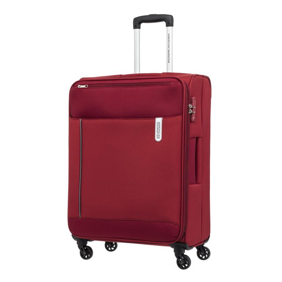 Vali American Tourister DA3*30002 AT ROLLAND SPINNER 68 EXP TSA - RED/RED
