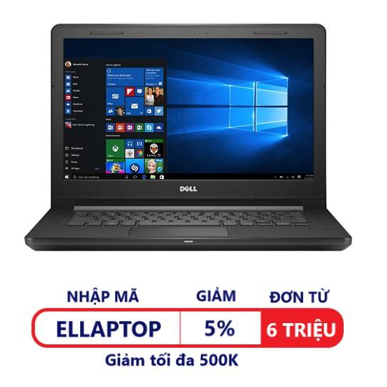 Laptop Dell Vostro 3478 (70160119) (i5-8250U, Free DOS, 14 inchs)-