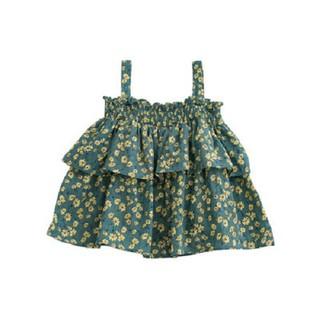 [Mã KIDMALL15 hoàn 15% xu đơn 150K] Áo hoa cúc nhí cho bé gái M2 MIMOCHY QC006