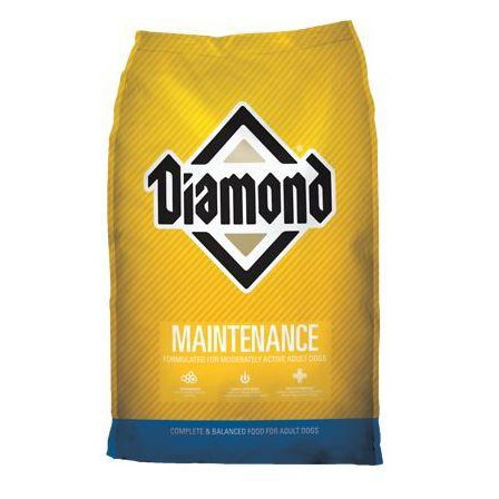 18.2kg - Diamond Maintenance Formula Adult Dry Dog Food