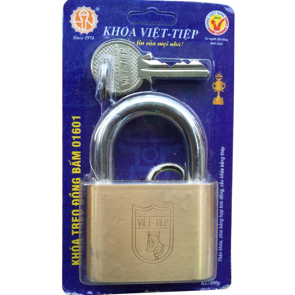 Ổ khóa treo đồng bấm Việt tiệp 01601 ( cỡ lớn- 6cm) - 2653863 , 101990086 , 322_101990086 , 149000 , O-khoa-treo-dong-bam-Viet-tiep-01601-co-lon-6cm-322_101990086 , shopee.vn , Ổ khóa treo đồng bấm Việt tiệp 01601 ( cỡ lớn- 6cm)