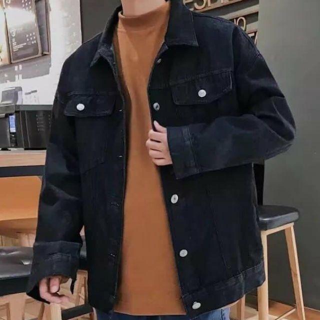 ÁO JEAN KHOÁC NGẦU (Unisex) - Áo khoác jeans