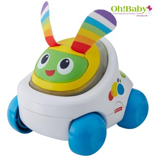 ĐỒ CHƠI FISHER PRICE - BRIGHT BEATS BUGGIES BEAT BO