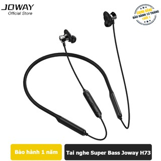 Tai Nghe Bluetooth Super Bass JOWAY H73 Chống Ồn, Nghe Nhạc Liên Tục 8h -Hàng Chính Hãng