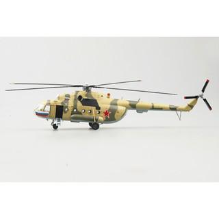 Mô hình máy bay trực thăng Mi-17 Russia 2001s tỉ lệ 1:72