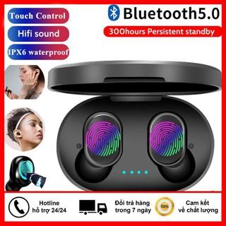 Tai Nghe Bluetooth mini Redmi Mipods A6S Bass Cực Mạnh, Thiết kế nhỏ gọn [Bảo Hành 6 Tháng Lỗi Đổi Mới]