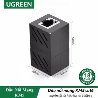 Ugreen 30718 đầu nối dây mạng Cat5/Cat6 Chính Hãng NW114(túi 10 cái)