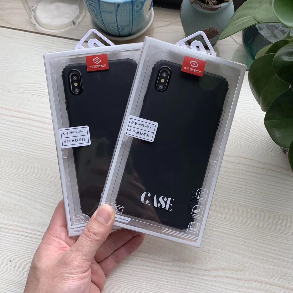 Ốp điện thoại nhựa mềm cho Iphone 6/6s, 6+/6s+,7/8, 7+/8+, X/Xs, Xs Max