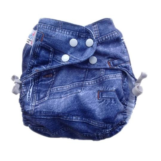 Bỉm vải Dorabe size M cho bé từ 3-16 kg
