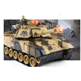 Xe tank hồng ngoại điều khiển từ xa pin sạc cỡ lớn 44 cm – HT9995