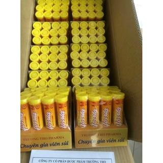 Ống 20 viên vitamin C sủi multivitamin Trường Thọ
