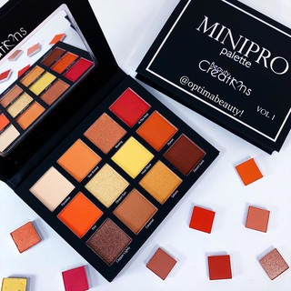 Bảng mắt Beauty Creations Minipro Palette thumbnail