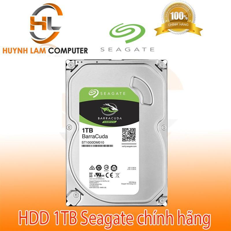 Ổ cứng gắn trong HDD 1TB – Ổ cứng gắn trong HDD 1Tb Seagate SATA3 – Giá chỉ 872.200₫