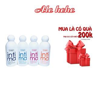 Intima Dung Dịch Vệ Sinh Dạng Sữa Full Màu 200 ml Check Code + Bill + Date Mới Nhất
