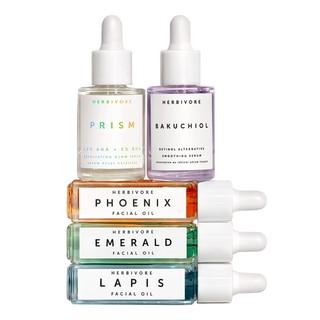 (Sẵn) Tách set dầu dưỡng da và Serum HERBIVORE Lapis Oil , Phoenix Oil , Orchid Oil mini thumbnail