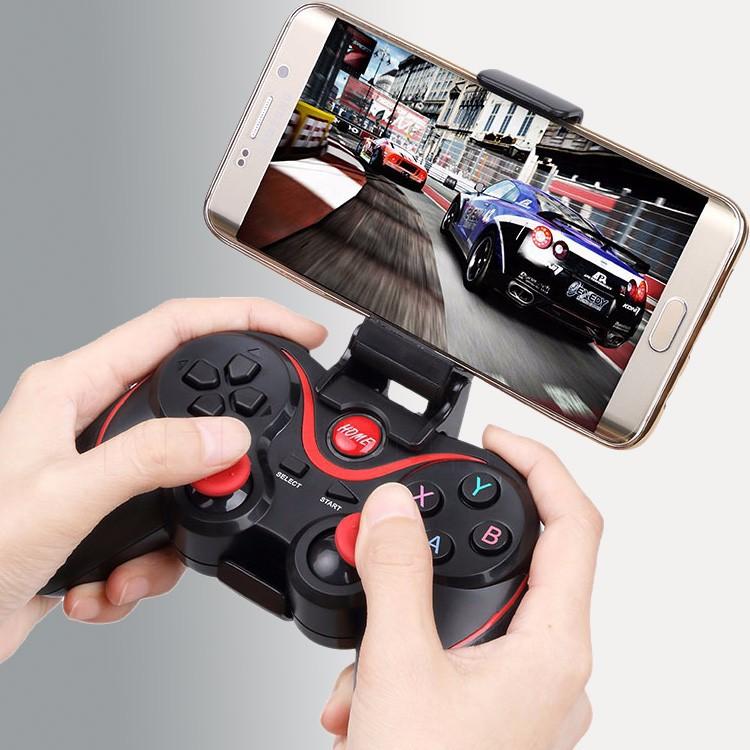 (Freeship) Tay cầm TẶNG KẸP điện thoại Bluetooth Terios T3/X3 chơi được liên quân,PUBG - 2964338 , 1122543398 , 322_1122543398 , 239000 , Freeship-Tay-cam-TANG-KEP-dien-thoai-Bluetooth-Terios-T3-X3-choi-duoc-lien-quanPUBG-322_1122543398 , shopee.vn , (Freeship) Tay cầm TẶNG KẸP điện thoại Bluetooth Terios T3/X3 chơi được liên quân,PUBG