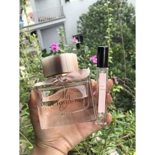 [ Mẫu Thử 10ml ] Nước Hoa nữ MY BUBERRY BLUSH RHshop thumbnail