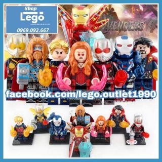 Xếp hình Lego Wm6063 The Avengers : Endgame