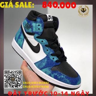 FULLBOX ORDER SALE 50% ẢNH THẬT Air Jordan 1 Hi Hyper Royal GIÀY NAM NỮ thumbnail