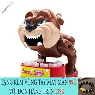 [HÀNG CÓ SẴN] Trò chơi khám răng cho chó Bull