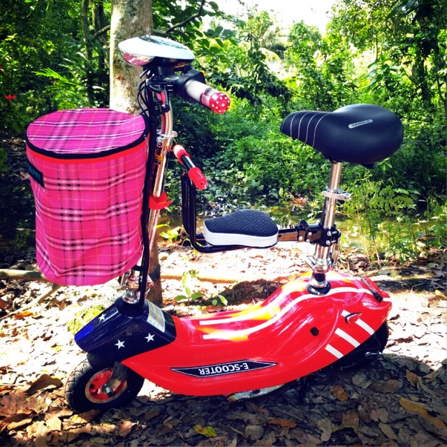 Xe E Scooter 8 inch
