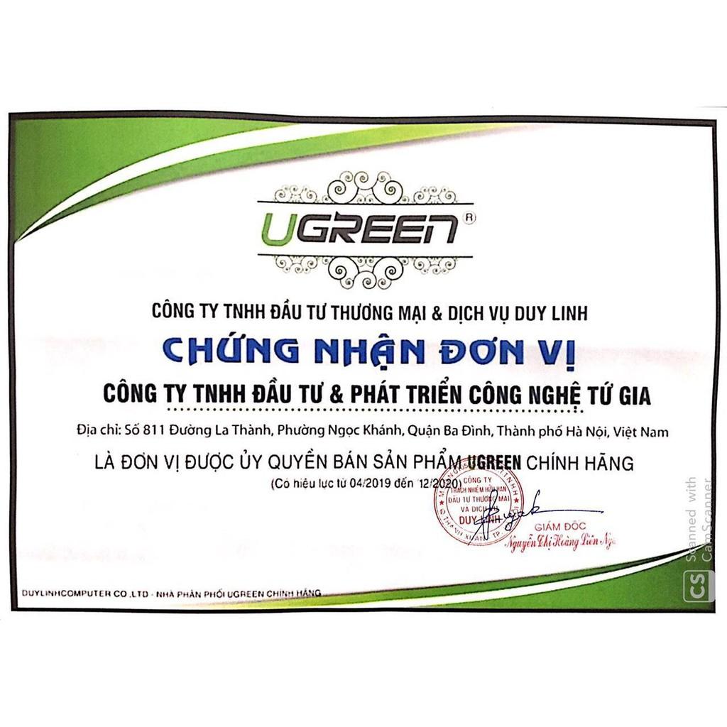 Cáp USB 3.0 Ugreen 10369 (0.5m) - Hàng Chính Hãng