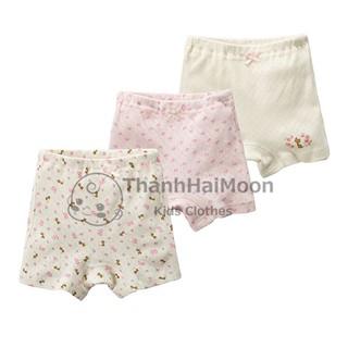 Sét quần ngắn bé gái xuất Nhật Chất Cotton Thoáng Mát Chất Lượng Cao
