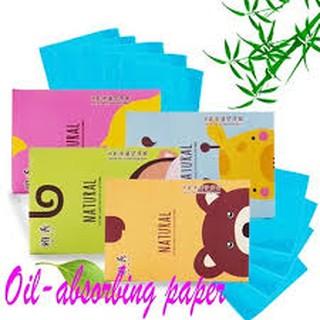 Giấy Thấm Dầu Gói 50 Miếng thumbnail