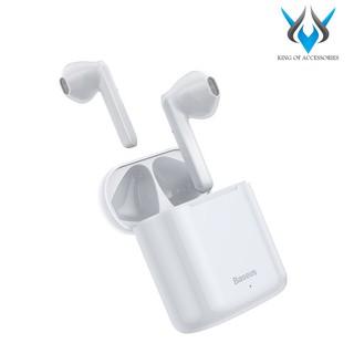 Tai nghe Bluetooth True Wireless Baseus W09 Encok (TWS, Intelligent Control, Stereo Bass)